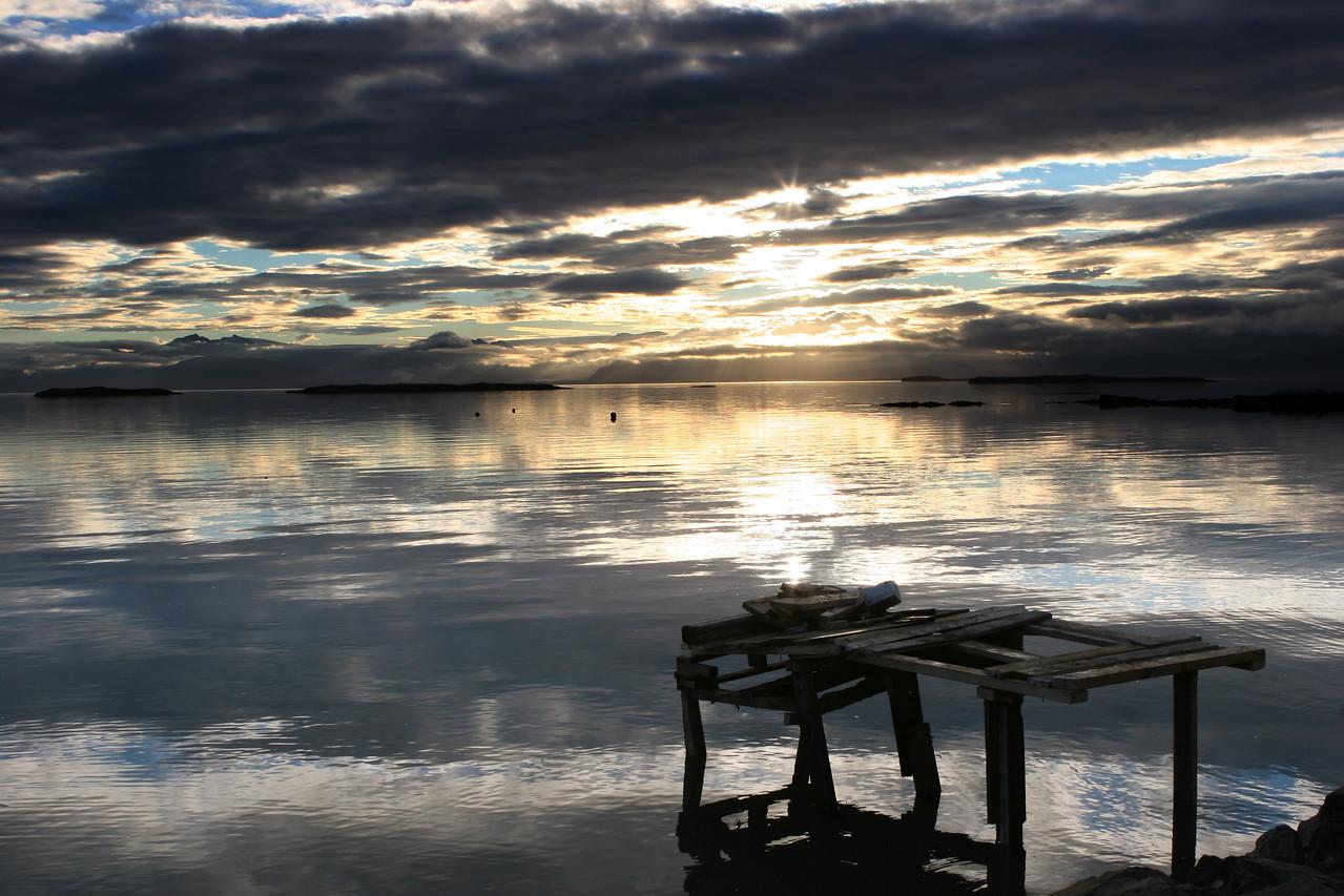 hofn pier iceland
