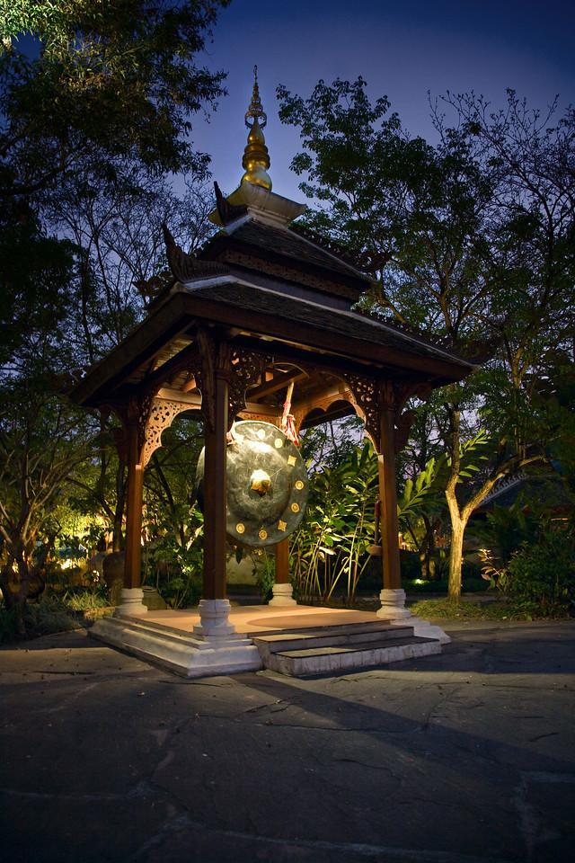 main gate dhara dhevi chiang mai thailand