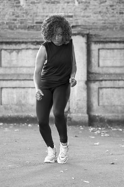 Conga Fitness Shoot #1