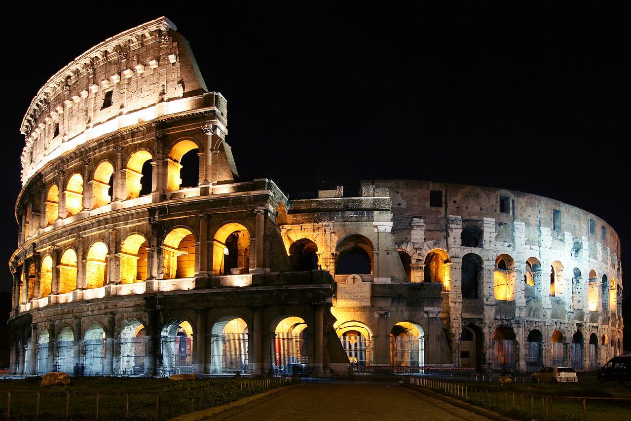 Colosseum, Rome 4