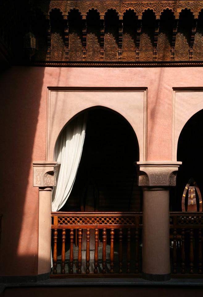 a sultana, marrakech morocco