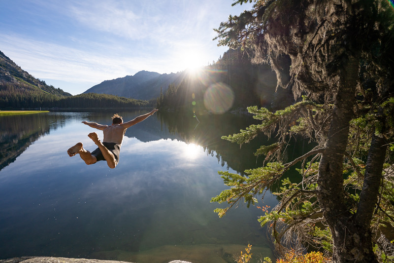 Colchuck Lake Hike 2020