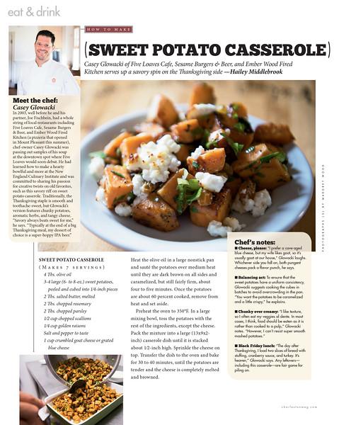 Charleston magazine, November 2017