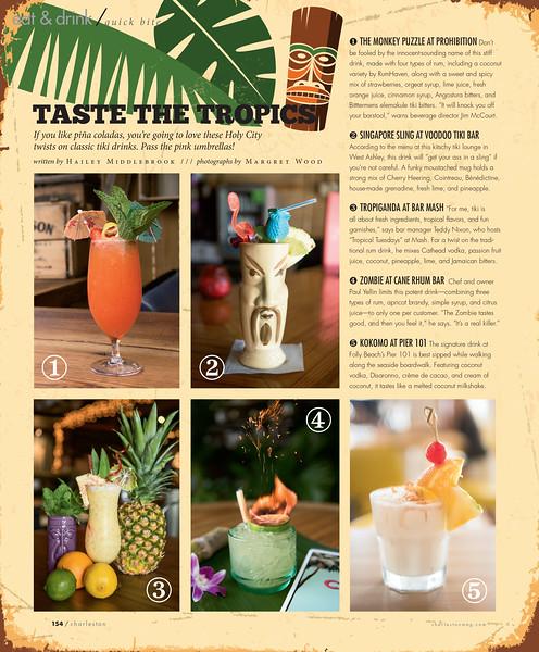 Charleston magazine, June 2017