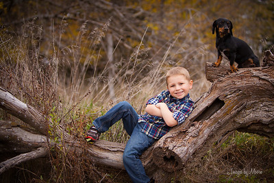 """Me and my best friend"" Child Photo Session"