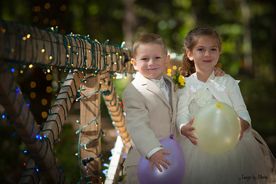 """The Little Ones"" Wedding Portraits & Event Photography"