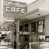 Bill and Nada's Cafe<br /> circa 1993