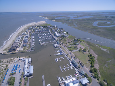 Bald Head Island Harbor