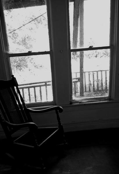 Rocking Chair Laurelwood
