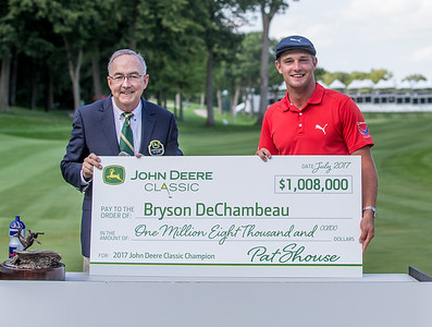 John Deere Classic Final Round (Sunday)