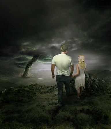 its a Tornado kinda Love