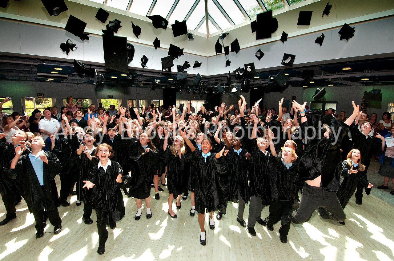 Test Valley Borough Council - Junior Schools Graduation Days