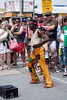 Street performer - Venice Beach, CA