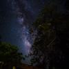 """Milky Way Above Cabin 103"""