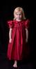 Redhead in Red Dress ---                                                        Lexington Kentucky Photographer John Lynner Peterson