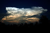 Clouds over Cary North Carolina ---                                                              Lexington Kentucky Photographer John Lynner Peterson
