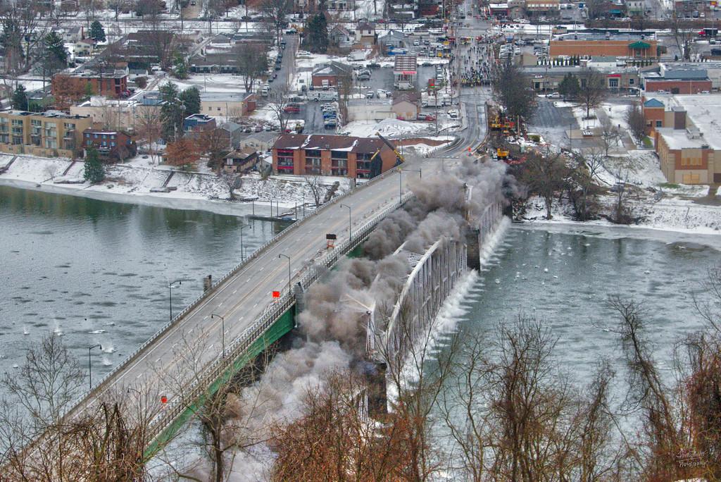 Hulton Bridge Bye Bye