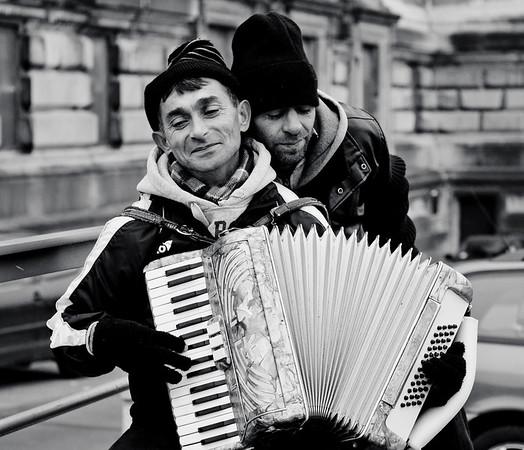The Street Musicians