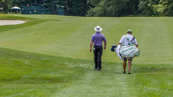 John Deere Classic 2012 Tuesday Family Zone  JR Howell JRHowell@me.com