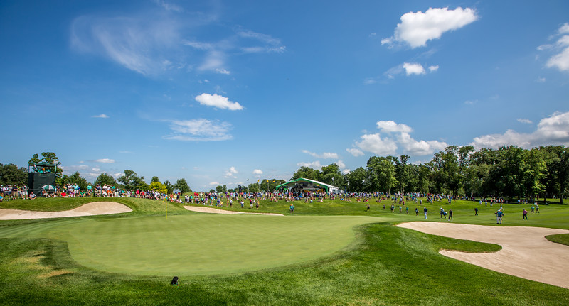 John Deere Classic Round 1 (Thursday)