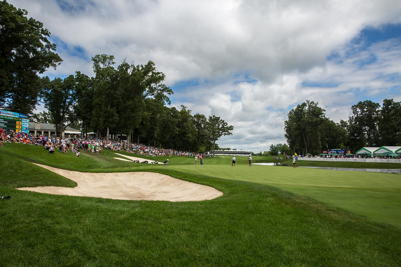 John Deere Classic - Round 2 / Day 3 (Saturday)