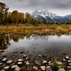 River Rocks, The Tetons