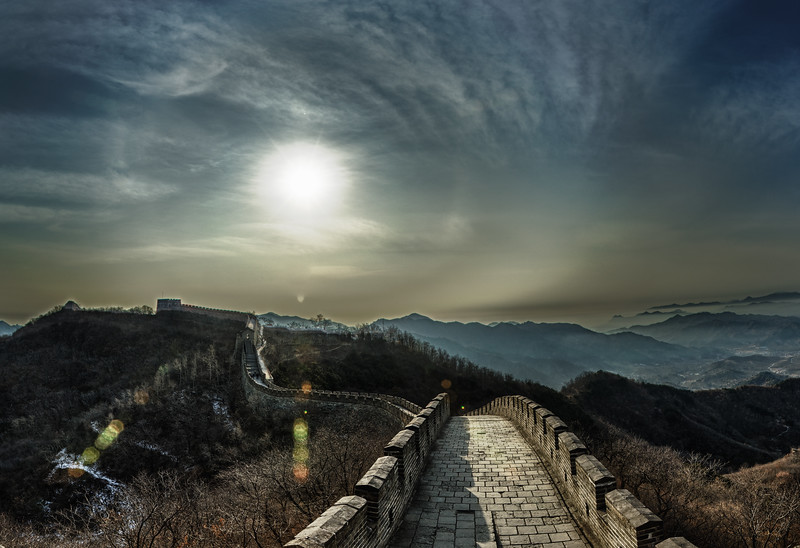 Great Wall Of China<br /> Beijing, China<br /> <br /> JR Howell<br /> 1812 37th Street Ct.<br /> Moline, IL 61265<br /> JRHowell@me.com<br /> <br /> ©2012. JR Howell. All Rights Reserved