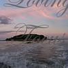 Sprite Island, Long Island Sound Sunset