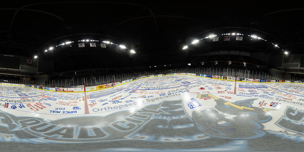 Quad City Storm Paint The Ice (Veterans)