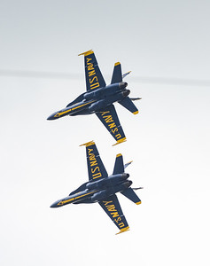 Quad City Airshow - Blue Angels