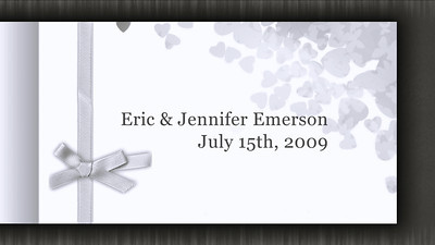 Emerson Wedding Couple - 1080P