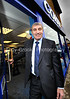 Football Legend and England's most capped footballer Peter Shilton who was on hand to meet and greet punters at the Coral betting shop in Weyhill Road, Andover. Pic Andy Brooks- 10/12/2010