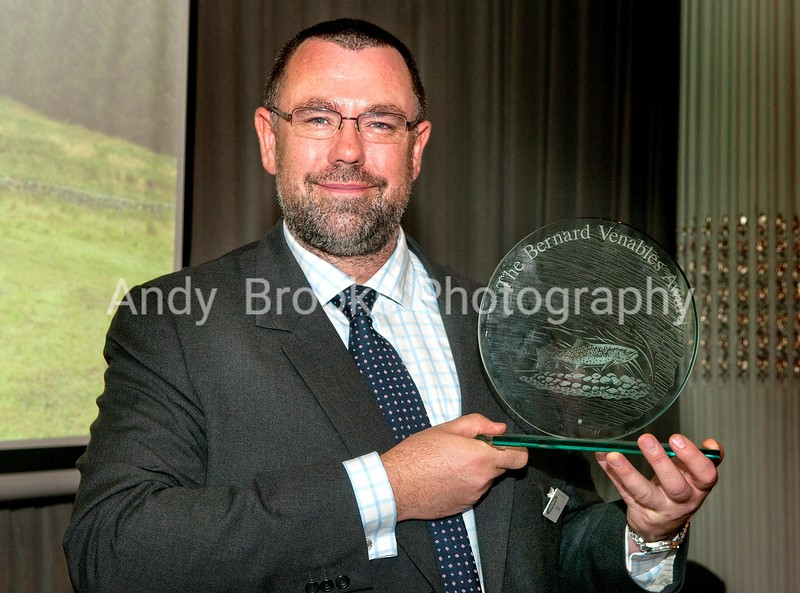 Wild Trout Trust - Conservation Awards - London - 16th October, 2013