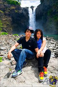 Jayr and Mae de Leon