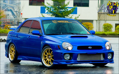 Jason Lee's 2002 WRX for Subiesport Magazine