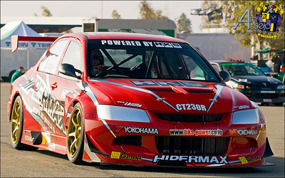HKS Hypermax Evo Buttonwillow Time Attack Record-Holder