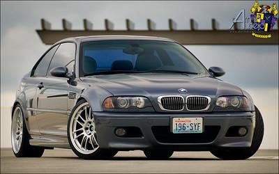 Armin H. Ausejo's BMW M3