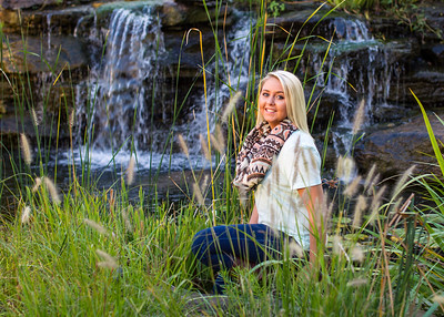 Bailey Stewart Senior Pictures