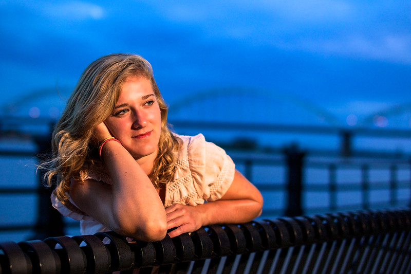 Katie Whiteman Senior Portrait
