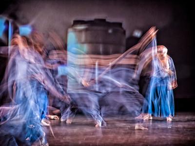 Dance Students: California State University, Long Beach