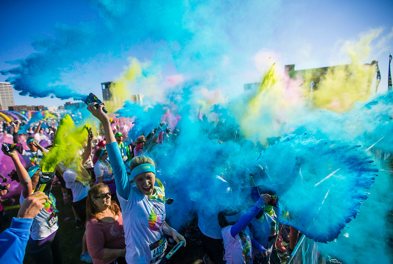 South Bend Color Run