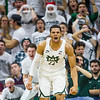 Notre Dame at Michigan State NCAA men's basketball