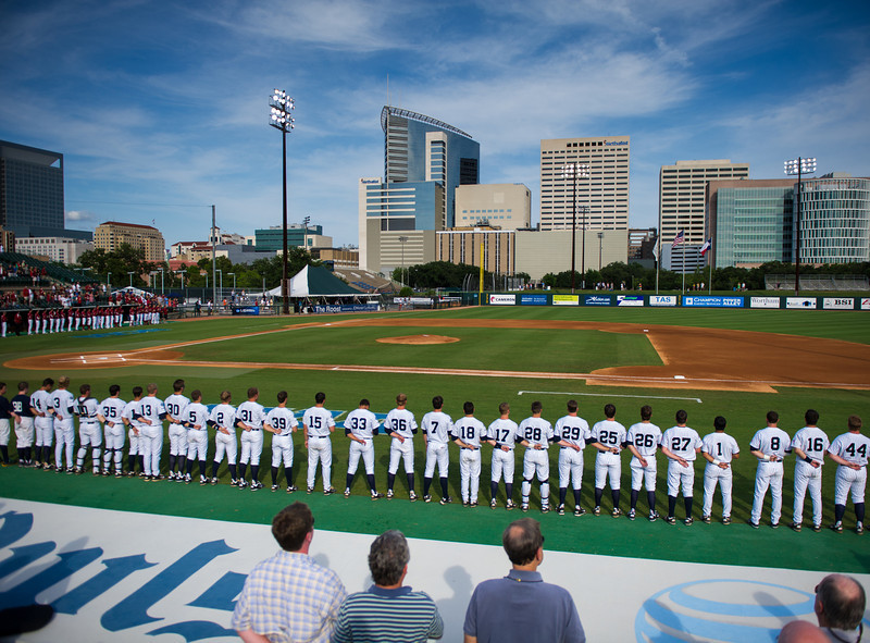 UARK @ Rice NCAA baseball regionals game 4