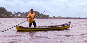 Fisherman Guatemala