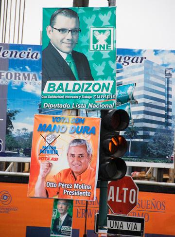 Election Guatemala