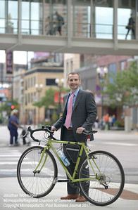 Jonathan Weinhagen of the Minneapolis Regional Chamber of Commerce