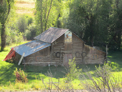 Summertime - Barn near Buford, Colorado