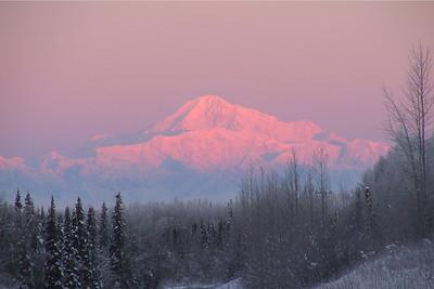 """""""Denali"""" Mt McKinley - Alaska"""