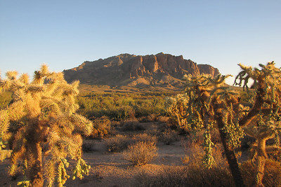 Superstition Mountains - Arizona