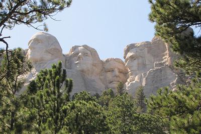 Mt Rushmore National Park - South Dakota
